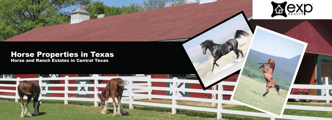 Horse Properties in Texas